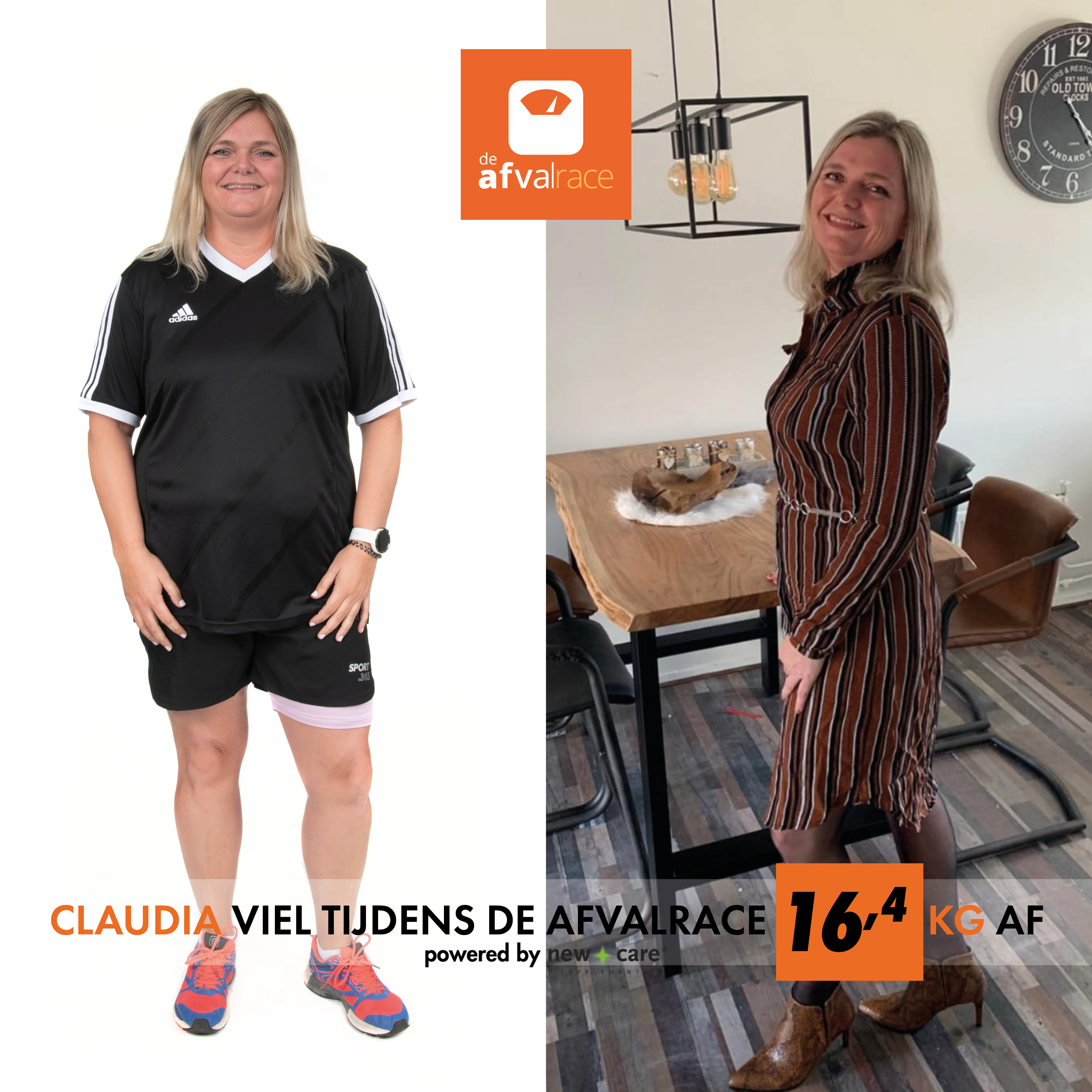 Claudia 16 kg